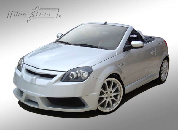 Kompletní body kit Opel Tigra 05-09 - FREESTYLE